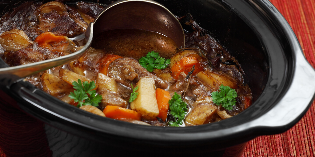 slow cooked stew