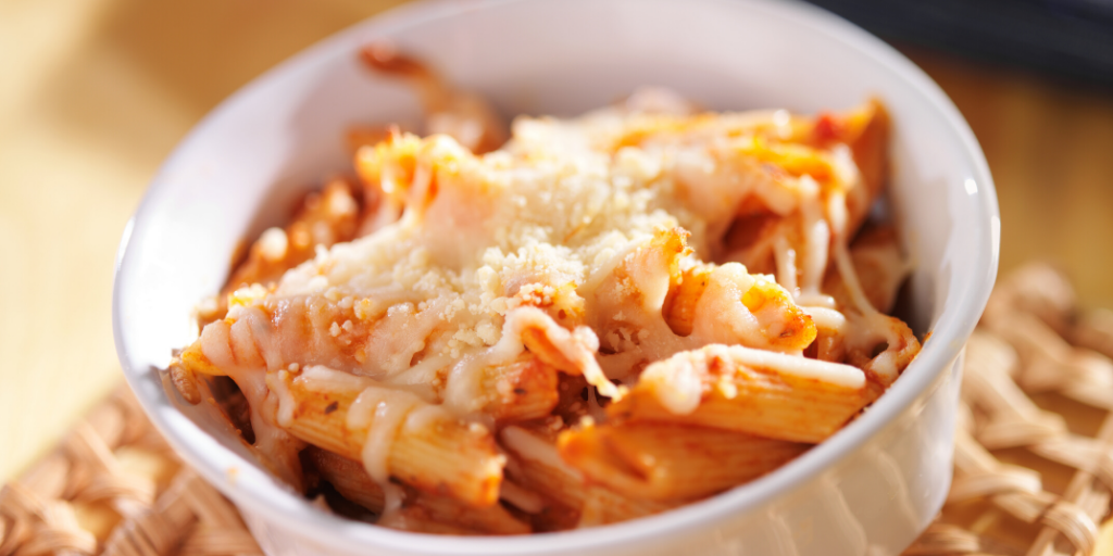 Tuna Pasta Bake Recipe